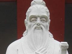 大理石人物雕像