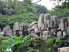 贵阳水泥浮雕墙